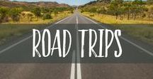 Road Trips / Road trip tips and inspiration from around the world to help you hit the road and travel.