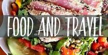 Food and Travel / Food photos and tips on where to eat around the world
