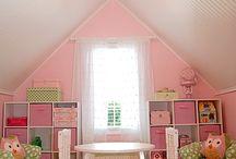 bonus room / playroom / by Amanda Hickam