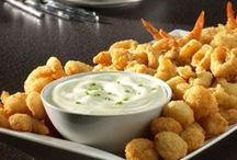 Game Day with Seafood / Entertaining ideas and recipes to please any fan during the game