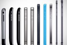 IPHONE / All about iPhone 5S and 5C.