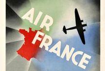 Vintage Air France / by Dani Labat