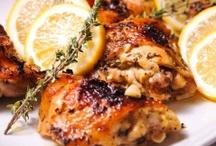 Mains - Chicken and Turkey