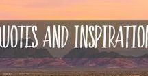 Travel Quotes & Inspiration / Travel quotes and inspiration for life, business and travel