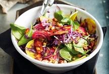 Salads / by crummblle | chilitonka