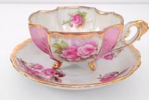 Tea & vintage China / by Malinda Gregory