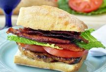 Cooking/Sandwich Recipes