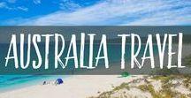 Australia Travel / Want to visit Australia? We've got plenty of Australian destination highlights, Australia travel tips, photos and resources to help you create your dream trip Downunder!