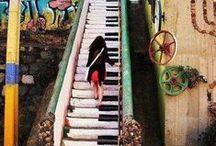 Art All Around / Creative ways art is all around us