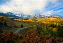 Rocky Mountain Landscapes / My landscape photography from the Rocky Mountain region of the United States.