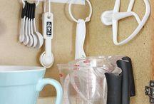 Kitchen Storage Ideas!!