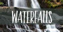 Waterfalls around the world / Photos of beautiful waterfalls around the world