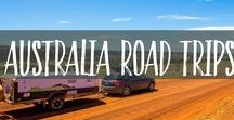 Road Trips in Australia / Planning a road trip in Australia? Our tips, photos and information will help you to hit the road and have a memorable trip in Australia.
