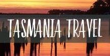 Travel in Tasmania, Australia / Planning to visit Tasmania? These Tasmania travel tips and destination advice will help you plan your own dream trip to Tasmania.