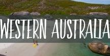 Western Australia Travel Tips / Planning to visit Western Australia? These Western Australia travel tips and resources will help you plan your dream trip to WA.