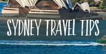 Sydney Travel Tips / Planning to visit Sydney? These Sydney travel tips and destination advice will help you create your own dream trip to Sydney, Australia