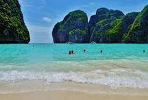 Thailand Travel / Thailand travel tips and photos / by Caz and Craig @yTravelBlog