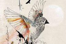 Nature on posters / by Elisabeth Amundsen