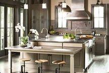 Spaces: Kitchens