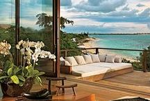 Spaces:  Room with a (Sea) View...