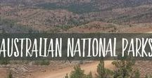 National Parks in Australia / Photos and information on National Parks in Australia