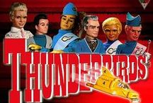 Thunderbirds are go ! / One of my favorite childhood shows / by Betsy Mallison Bialosky