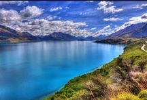 New Zealand Travel / New Zealand travel tips and photos to inspire your trip to NZ