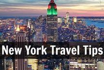 New York City Travel Tips / The best New York City travel tips and photos to inspire your visit to the Big Apple. / by Caz and Craig @yTravelBlog