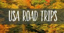 USA Road Trips / Planning a USA road trip? We are sharing tips, guides and itineraries to help you plan your dream road trip in the USA.