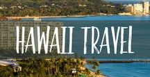 Hawaii Travel Tips / The best Hawaii travel tips from around the web to help you plan and book your own vacation.