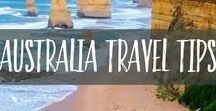 Australia Travel Tips / Blog posts about things to see and do in Australia to help you plan your own trip down under!