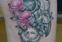 Memorial tattoo - complete