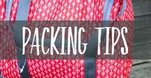 Travel Packing Tips / Looking for travel packing tips? We share the best packing tips and advice from around the web to help you travel smarter and with the best stuff!