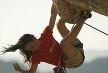 CLIMB / Rock Climbing / by Cheryl Hills