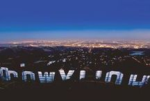 Hollywood, CA / A musical city with magical views.