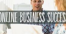 Online Business Success / Online business tips and strategies for how to become a successful entrepreneur.