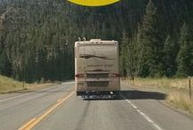 RV Travel / Tips and inspiration for road trips in an RV. Let's hit the road Jack!
