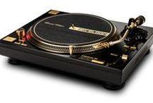 MusicSetupStyle / DJ Turntable setup