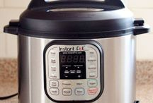 Cooking w/ Instant Pot