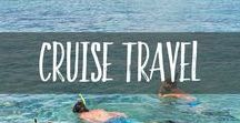 Cruise Travel / Tips and insights on taking cruises anywhere in the world. What a great way to travel for value.