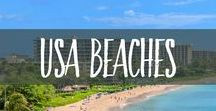 USA Beaches / The best USA beaches for your next family vacation in the US.
