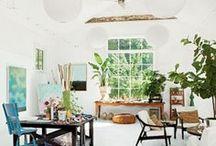 Dream creative spaces / Spaces that boost the imagination!  https://leinabroughton.com.au/