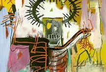 Basquiat / by Heather Hunter