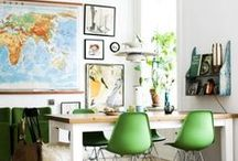Home Inspiration / Home decor, design / by Christy Smith