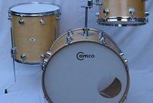 Vintage drums / by Charles Morel
