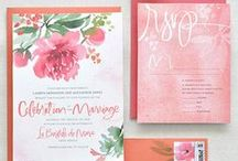 Wedding mood board / colour scheme and feel / by House of Pinheiro
