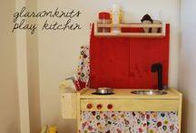 PLAYkitchen / Proyecto cocinita · diy play kitchen