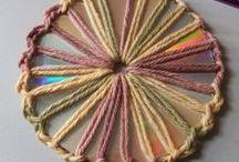 Knit, Crochet and other stitch patterns
