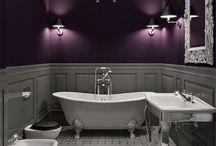 Bathroom  / by Mary Grinnan