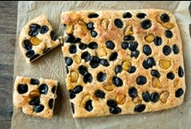PAINS, TARTES SALEES ou PIZZAS - BREADS - VEGAN / by Maguelonne